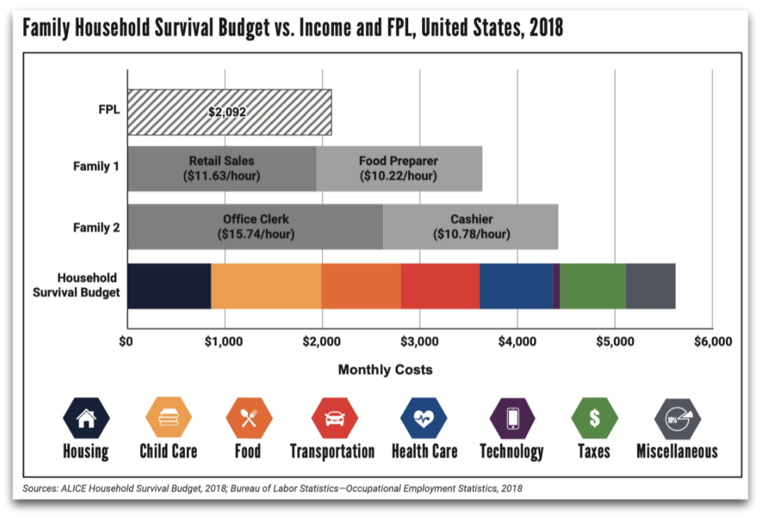 Survival Budget